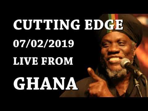 MUTABARUKA CUTTING EDGE 07/02/2019