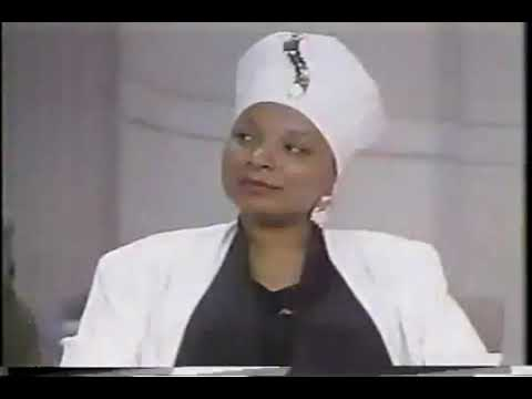 Shahrazad Ali – Sally Jesse Raphael Show