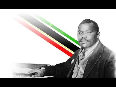 Marcus Garvey's Fight with W.E.B. DuBois and the NAACP