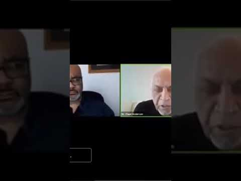 Dr Claude Anderson Speaks on the #ADOS movement with Dr.Boyce Watkins