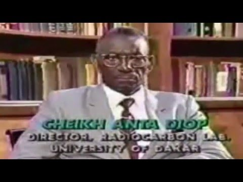 Cheikh Anta Diop-  The Afrikan Origins Of Civilization