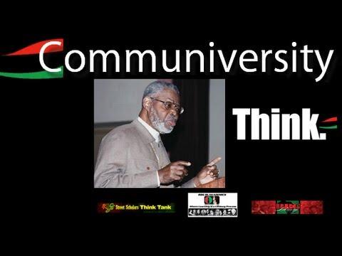 RBG-Dr. Yosef  Ben Jochannan On  African World History