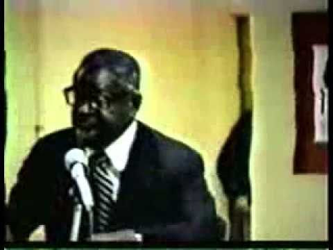 Dr  Yosef A A  ben Jochannan  The African Origin of Civilization Part 2