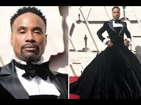 Billy Porter: Dr. Frances Cress Welsing explained this….