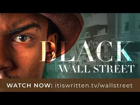 """Black Wall Street"" Trailer"