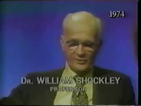 Dr  Frances Cress Welsing vs. Dr  William Shockley 1974