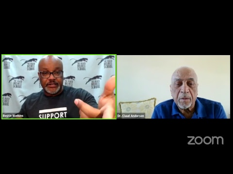 Why Democratic Candidates ignore black people – Dr Claud Anderson