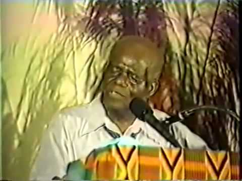 Who and what is a jew ? Dr John Henrik Clarke