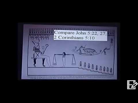Dr. Ray Hagins-The Bible Origins