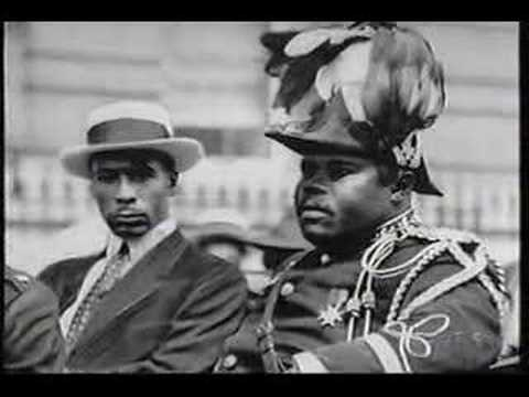 THE INFLUENCE OF MARCUS GARVEY PT. 3