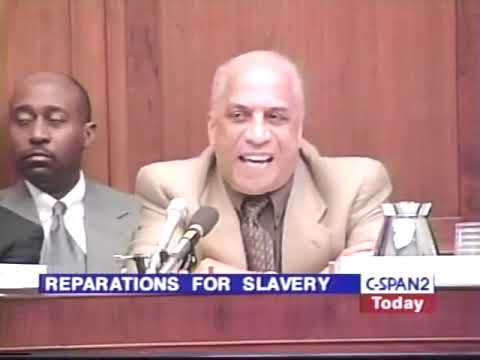 Reparations for Slavery Excerpt   Dr  Claud Anderson of Powernomics and The Harvest Institute576p aa