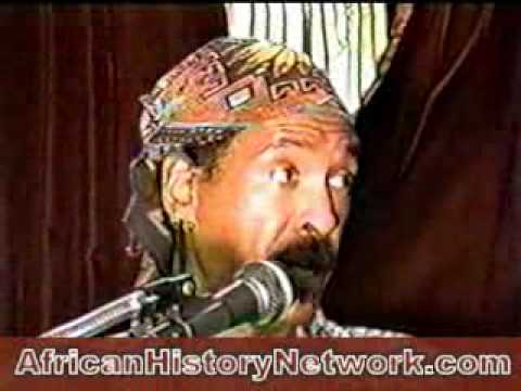 Sex And Race – Moorish History And Geography – Part 6 – Dr. Booker T Coleman – Kaba Hiawatha Kamene