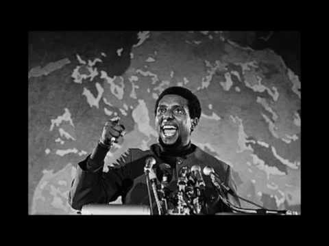 Stokely Carmichael At UC Berkeley – Black Power