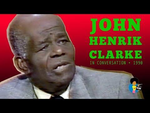 Like It Is – Gil Noble with John Henrik Clarke (1990)