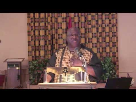 Dr. Ray Hagins- Religion, Spirituality & The Black Community