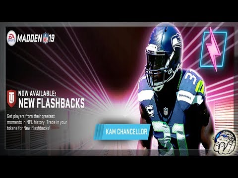 FLASHBACK KAM CHANCELLOR! HEAVYWEIGHT DARYL WILLIAMS! VETERAN DERRICK JOHNSON! MUT 19 #MADDEN19
