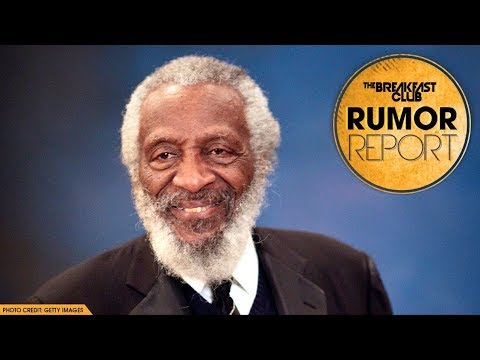Rest In Peace, Dick Gregory