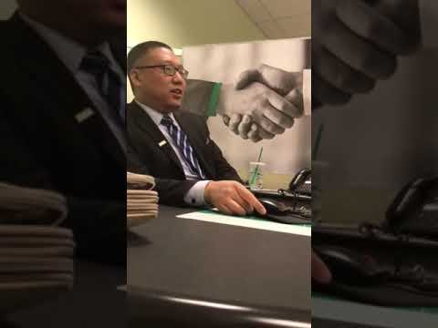 Banking while black business owner being racially profiled at Citizens Bank