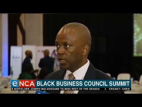 Black Business Council summit