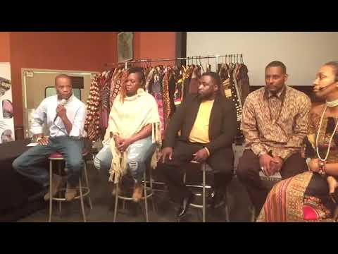 """Mind Your Black Business"" Question & Answer Period (Nov 3, 2018 in PG County, MD)"