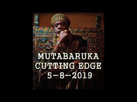 Mutabaruka CUTTING EDGE 5-8-19