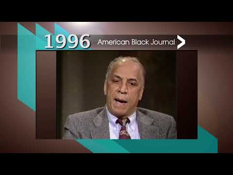Dr. Claud Anderson | American Black Journal Clip