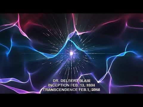 Dr. Delbert Blair Human GodMan & Mankind