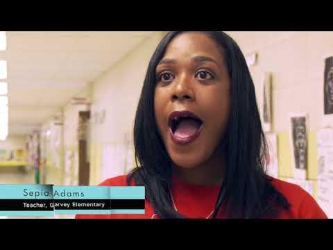 Marcus Garvey Elementary: Exemplary Supportive School