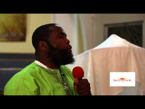 DR. UMAR JOHNSON LECTURE ON MARCUS GARVEY PT. 2