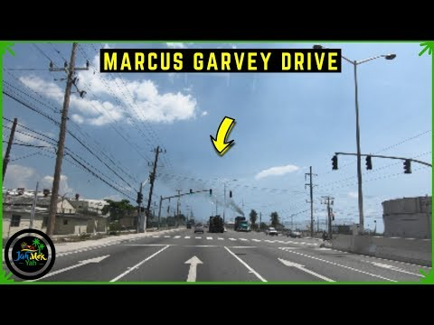 Marcus Garvey Drive, Kingston, Jamaica
