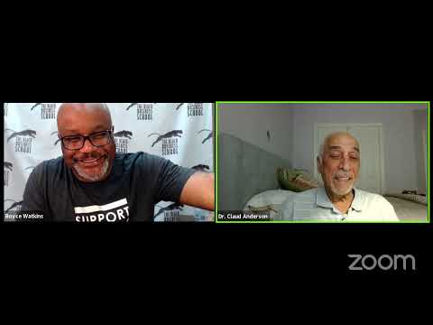 Our people don't need jobs – we need businesses – Dr. Claud Anderson