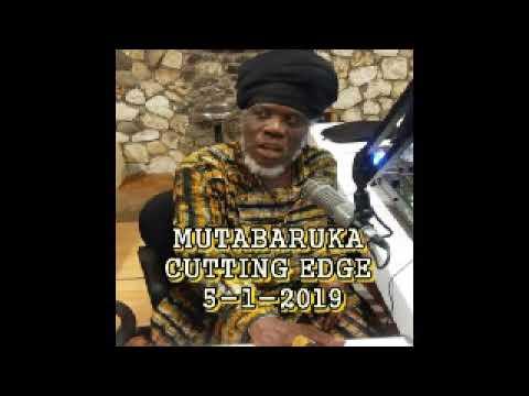 Mutabaruka CUTTING EDGE 5 -1-19