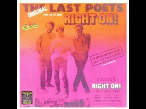 The Last Poets – The Shalimar