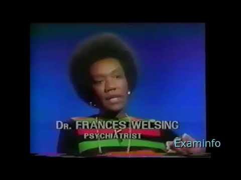 """Dr.Francis Welsing:  the """"Isis""""  Papers:audio book  pt1 (preface,intro)"""