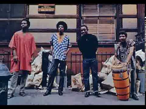 Delights of the Garden – The Last Poets