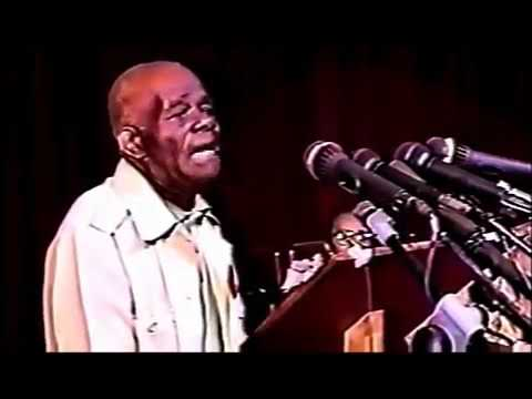 dr john henrik clarke you have no friends