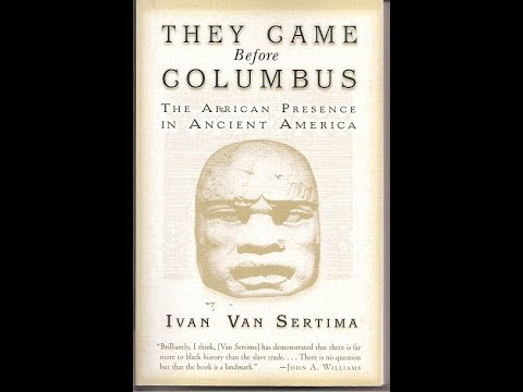 They Came Before Columbus, by Ivan Van Sertima (MPL Book Trailer #436)