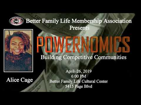 PowerNomics-The National Plan to Empower Black America