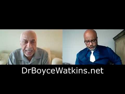 Dr Boyce Watkins & Dr Claud Anderson break down Powernomics and what we must do now