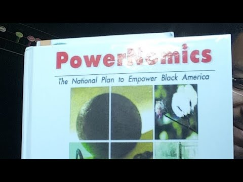 PowerNomics By Dr. Claude Anderson, Introduction