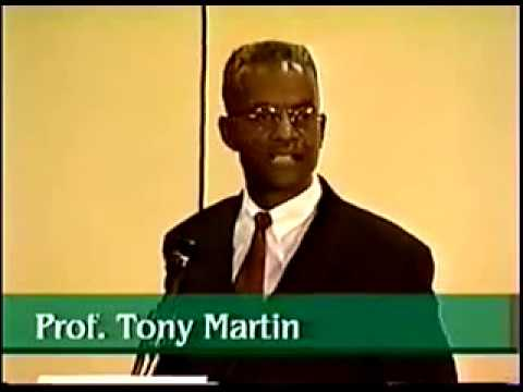 Dr. Tony Martin 2  – Jewish Role in the African Slave Trade (2001)