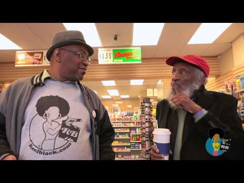 Dick Gregory – On North Korea and Tungsten (Wisdom Outtake)