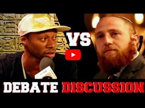 Brother Polight Vs Rabbi Harry Rozenberg Talk Show Are You The Jews The Chosen People?