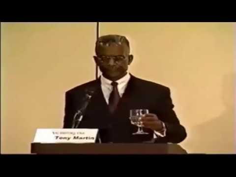 Tony Martin Q and A   Jew behind slave trade