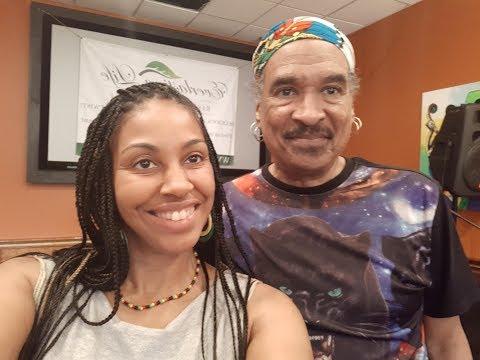 Kaba Hiawatha Kamene (Booker T Coleman) connecting Kemet to Washington DC