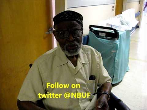 NBUF Visits Dr. Yosef Ben-Jochannan