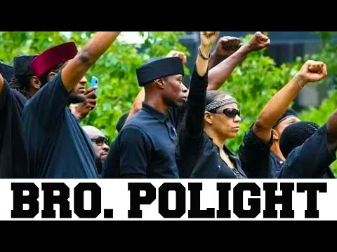 Brother Polight | Black Power | The Time is Now