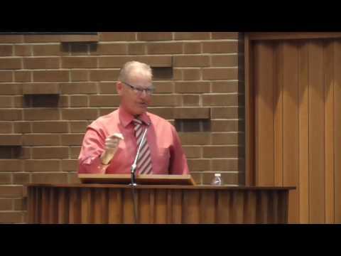 """God's Basics for Marriage"" Message, Dr. Tony Martin, Hilltop Chapel Etobicoke,"
