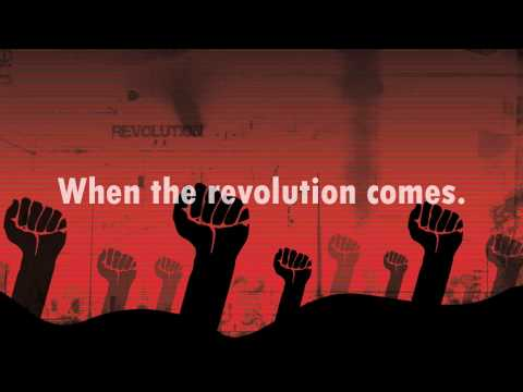 Last Poets x Zygnema: When the Revolution Comes (w/ Lyrics)