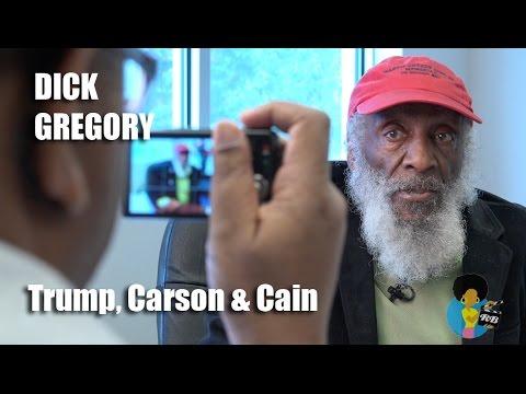 Dick Gregory – On Donald Trump, Ben Carson & Herman Cain